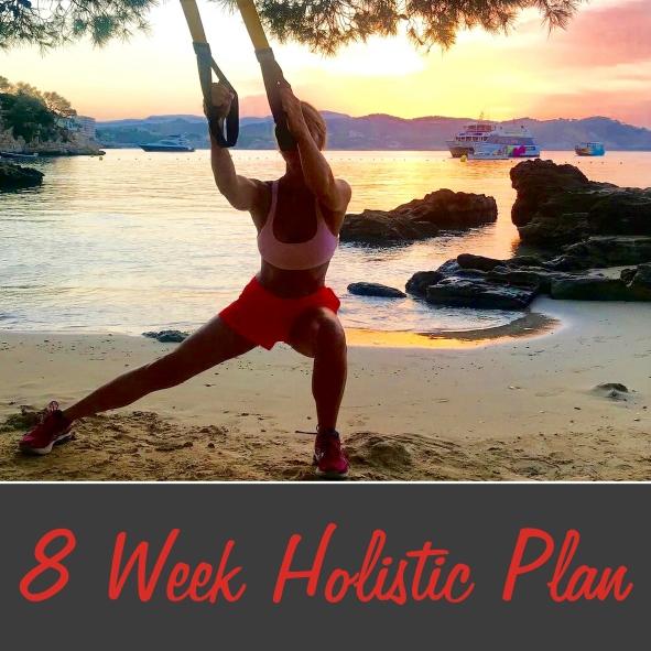 8 Week holistic plan